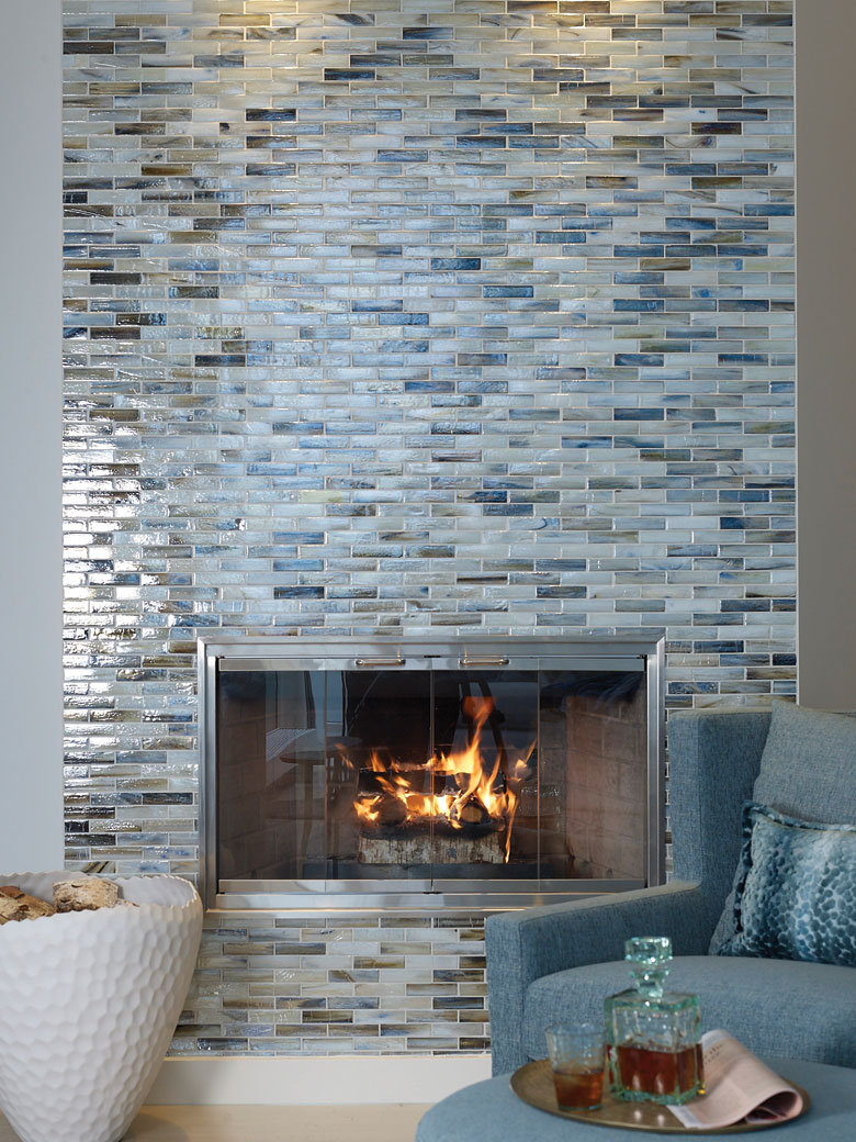 Nordic Luxe Fireplace