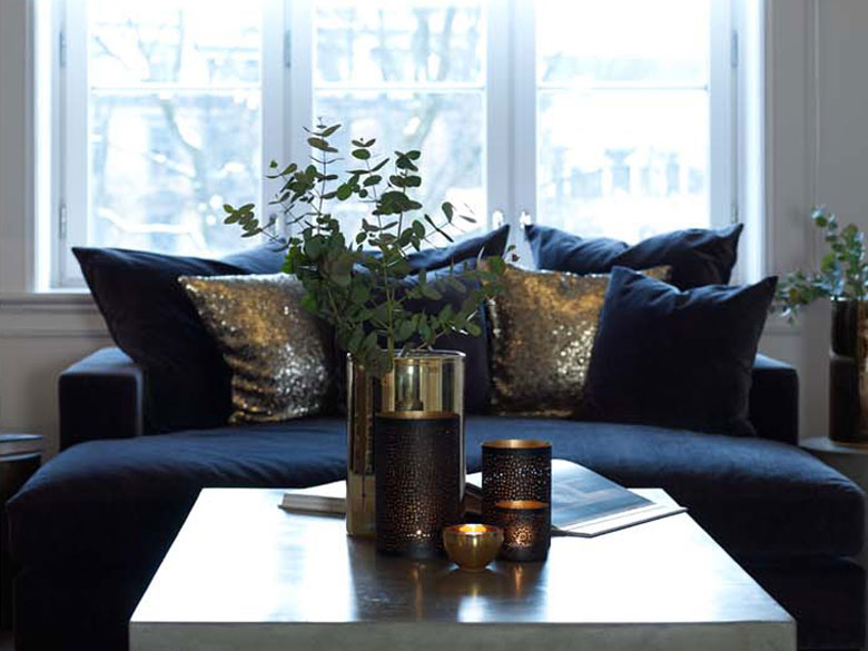 City Luxe Table by Oppegård Designs